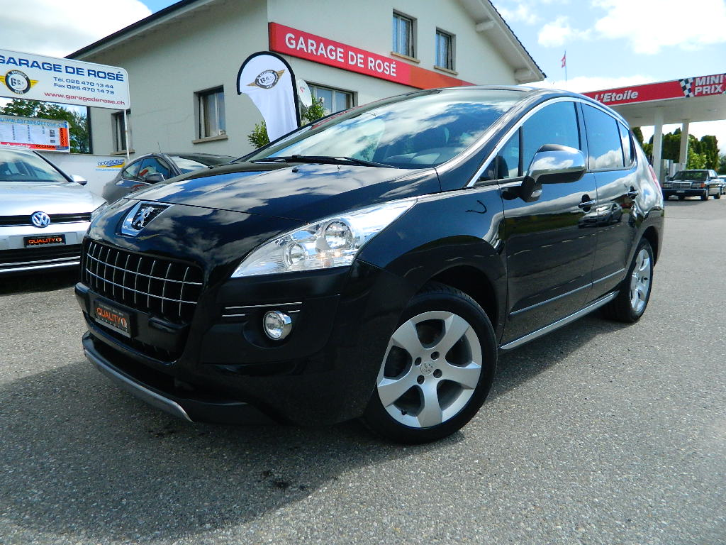 Peugeot  3008  1,6 Turbo Allure  No: 27167